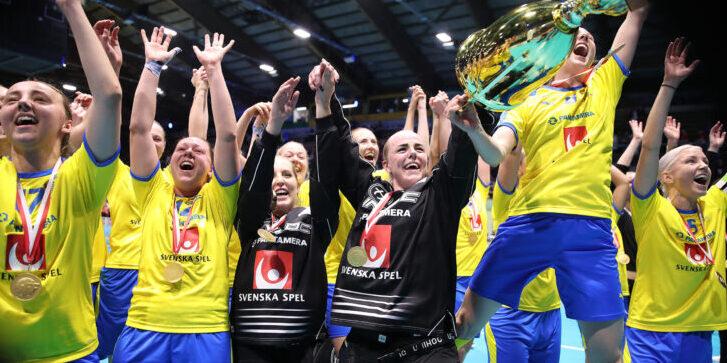 Sveriges damlandslag i innebandy