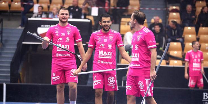 Emil Lundmark, Omar Aldeeb, Alexander Galante Carlström