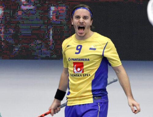 Alexander Galante Carlström ser fram emot ännu ett mästerskap