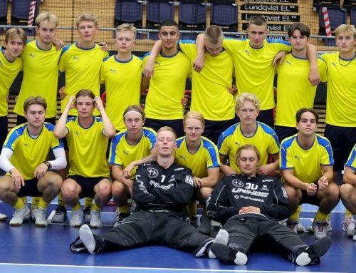 VM-brons för U19-herrarna – besegrade Schweiz